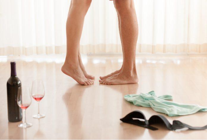 vida sexual ativa em relacionamentos longos