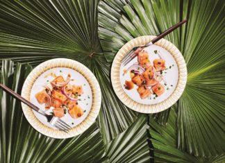 receitas havaianas