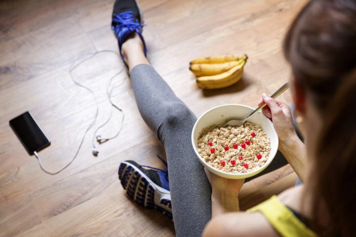 o que comer antes e depois dos treino