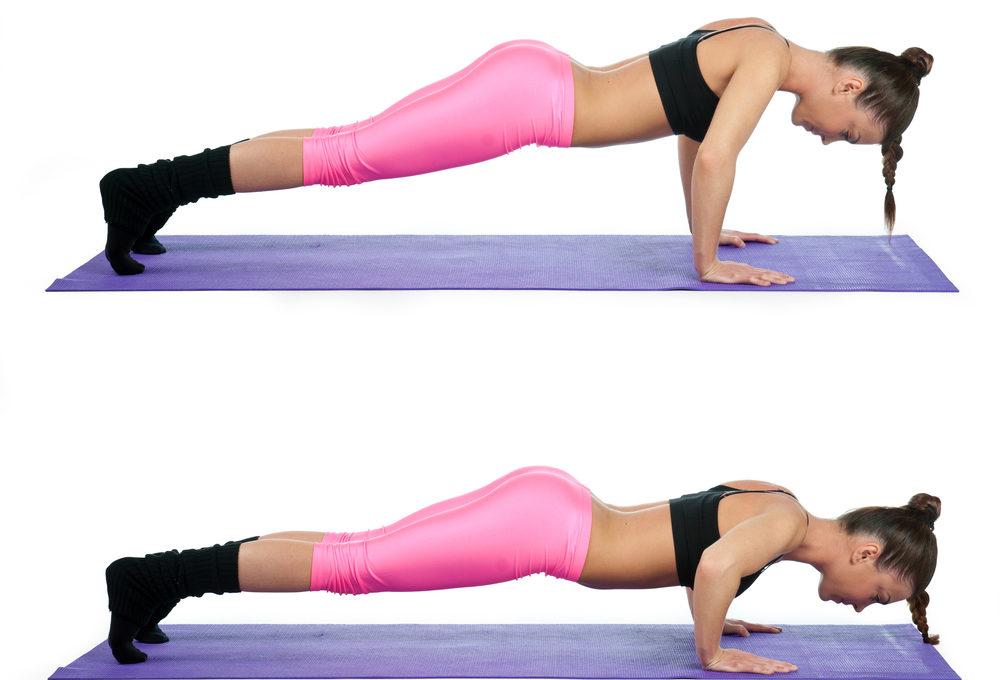 flexões womens health