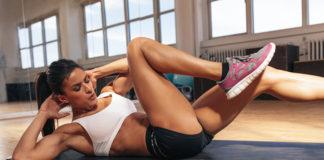 vídeo abdominal womens health