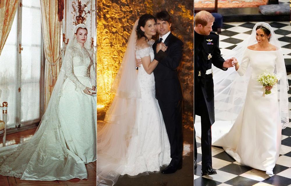 30 Vestidos De Noiva Mais Incríveis Usados Pelas Famosas