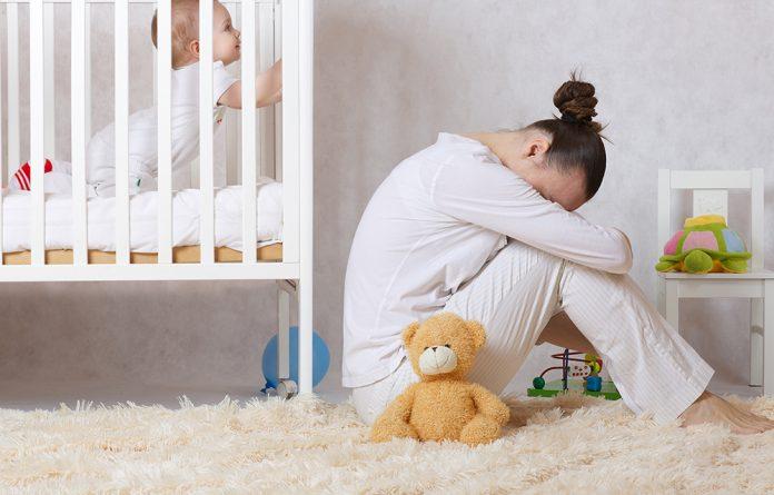 Risco de depressão pós-parto é maior para mães de um sexo específico