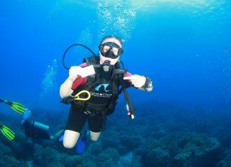 #ESCAPES: Uma escapada ao fundo do mar