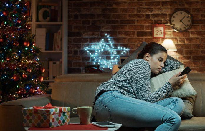 Triste no Natal