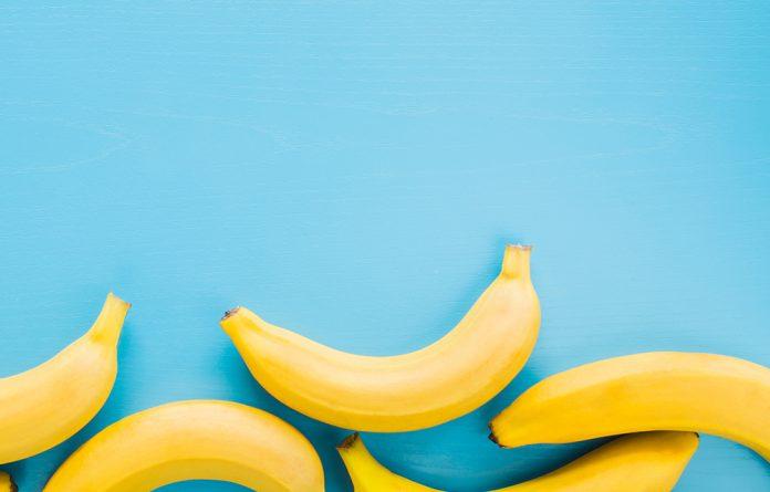 Calorias das bananas