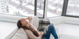 Dor de cabeça na menstruação
