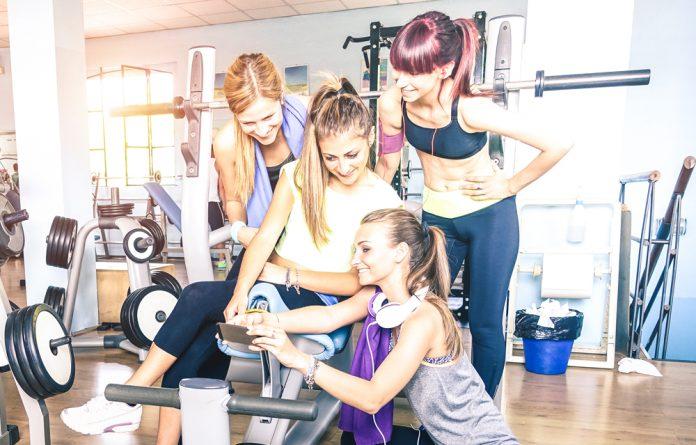 Influenciadores fitness