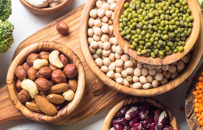 Melhores fontes de proteína vegana