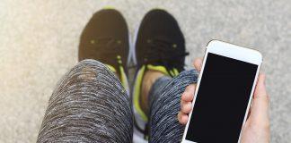 Usar o celular em benefício da saúde