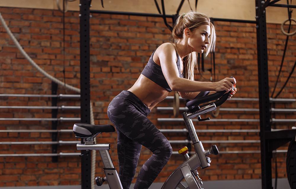 perder peso bicicleta spinning