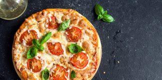 pizzas saudáveis