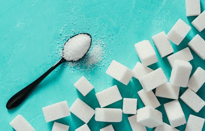 parar de comer açúcar