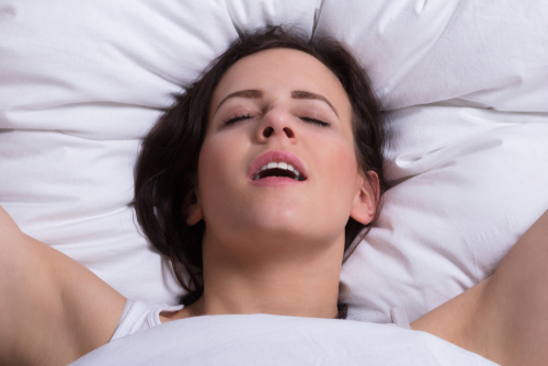 orgasmo cerebral