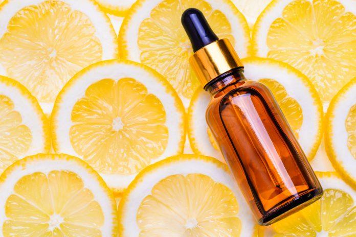 benefícios da vitamina c para a. pele