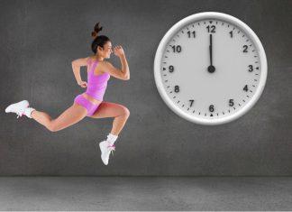 treino de 15 minutos