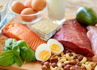 sinais de falta de proteína