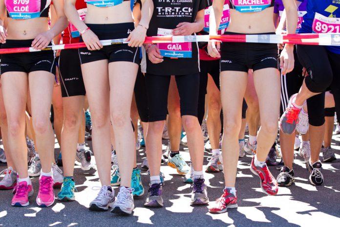 corridas femininas
