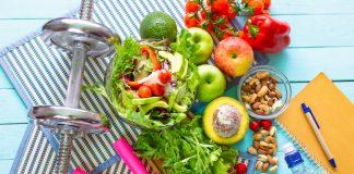 dieta e academia